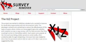 Bypass Survey Tool - Extension 7